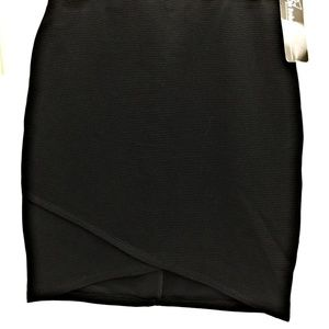 Joe Benbasset Black Skirt Medium